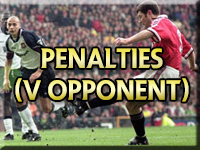 Newton Heath & Manchester United Penaltys v Opponent