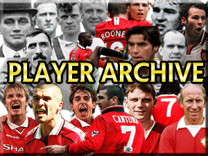 Newton Heath & Manchester United Player Archive
