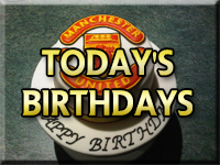 Newton Heath & Manchester United Birthdays