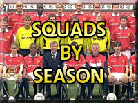 Squads by Season