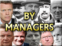 Newton Heath & Manchester United PWDLFA Records by Club Manager
